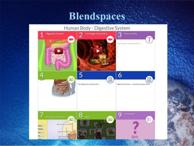 Blendspaces