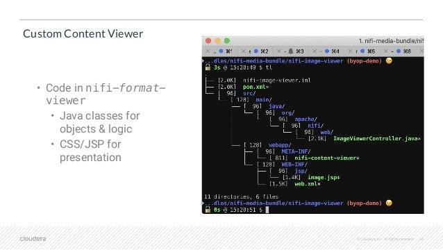 BYOP: Custom Processor Development with Apache NiFi