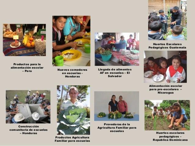 Instrumentos destacados de protecci n social en am rica latina for Comedores escolares en colombia