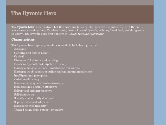 byron s life and works don juan 8 the byronic hero