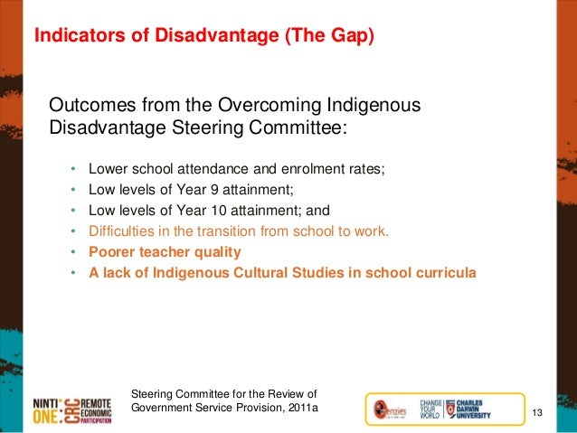 gap in education between aboriginal and Education which is culturally sensitive to the needs of aboriginal children and controlled by aboriginal communities will help to remedy and close the education gap between aboriginal and non-aboriginal youth.
