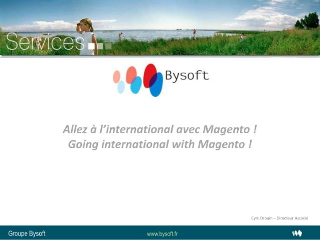 Bysoft   bargento5- magento-going international with magento