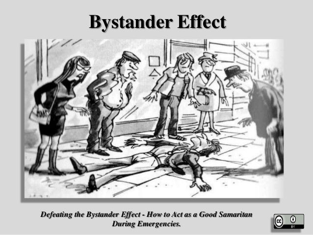 Defeating the Bystander Effect - How to Act as a Good Samaritan Durin…