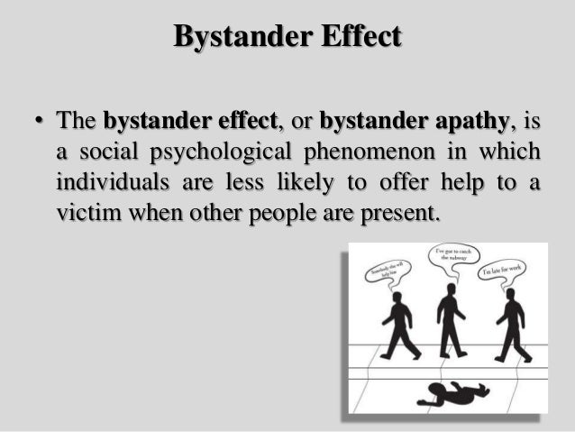 Image result for bystander effect examples