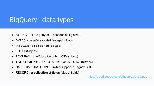 Almost) Serverless Analytics System with BigQuery & AppEngine