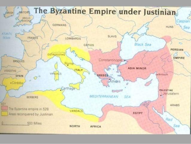 Byzantine Empire Eastern Roman Empire