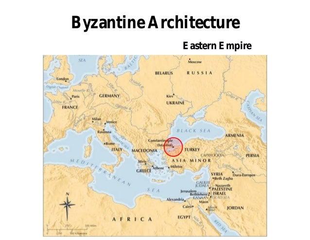 Byzantine Architecture Eastern Empire