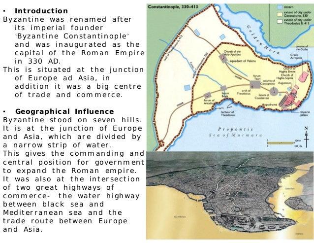 Byzantine architecture Slide 3