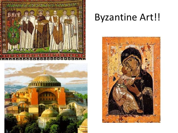 Byzantine Art!!<br />