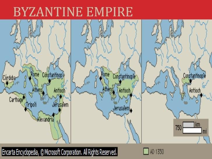 Byzantine empire Slide 2