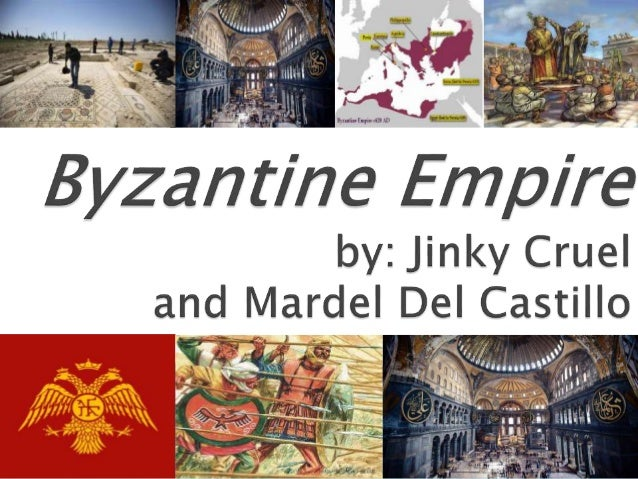 """ The term """"Byzantine"""" derives from Byzantium, an ancient Greek colony founded by a man named Byzas.  Located on the Euro..."""
