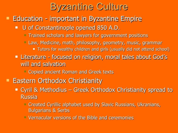 the byzantine empire and the islamic History of art: byzantine and islamic art  although initially influenced heavily by the art of the byzantine empire, islamic art continued to evolve, incorporating .
