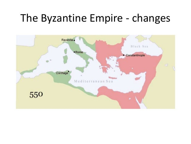 Sample Essay on Byzantine Empire