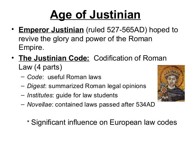 Byzantine Empire Notes – Justinian Code Worksheet