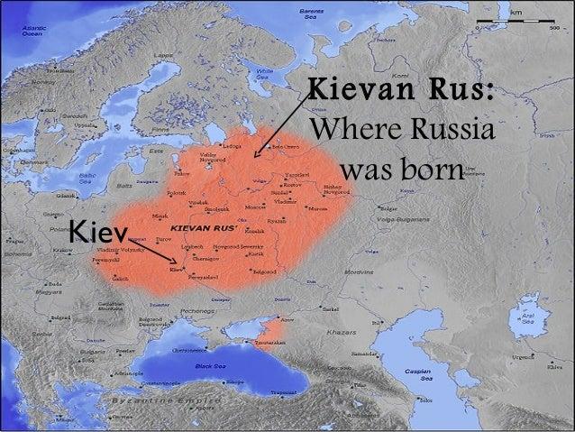 Byzantine Russia Mongols