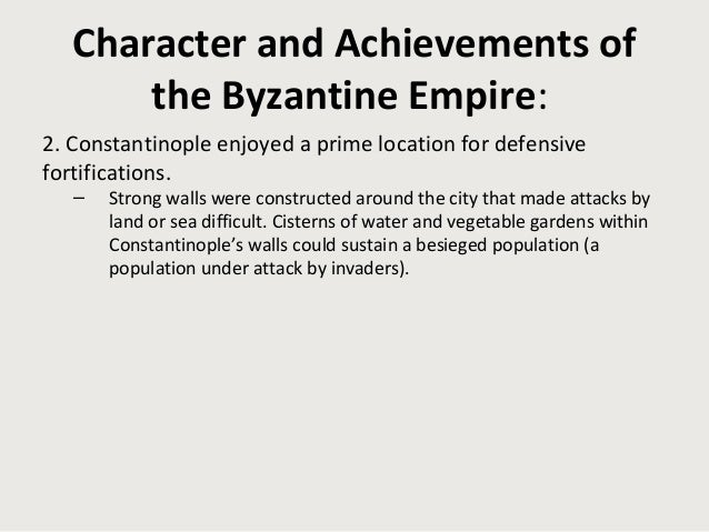 byzantine empire contributions Byzantine diplomacy concerns the principles, methods, mechanisms, ideals, and  techniques that the byzantine empire espoused  which remains one of  byzantium's lasting contributions to the history of europe and the middle east.