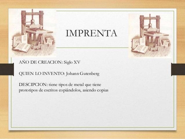 5b29d1167f6 50 inventos mas importantes de la humanidad