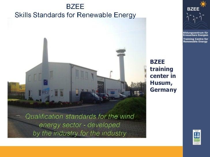 BZEEtrainingcenter inHusum,Germany