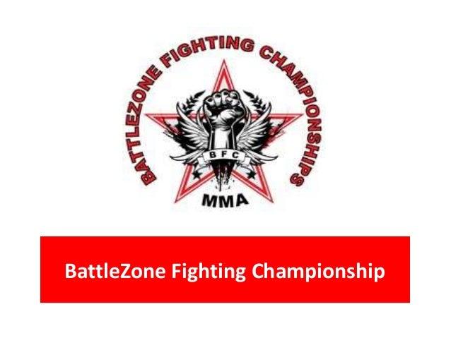 BattleZone Fighting Championship