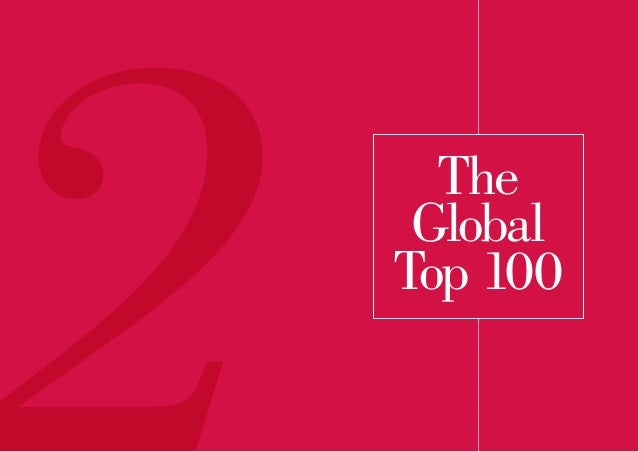 The Global Top 100