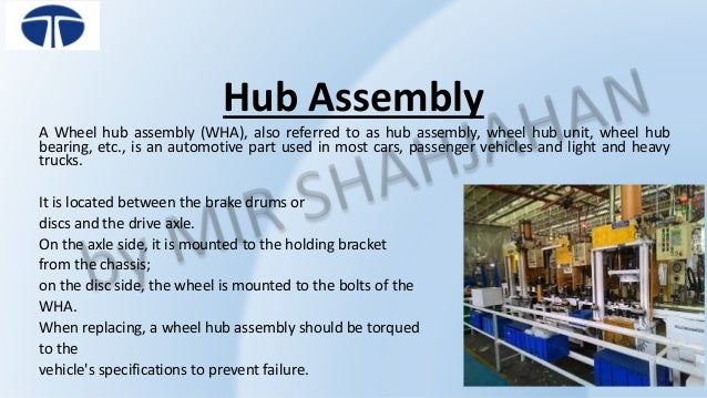 Manpower Management at Axle Assembly Shop(TATA Motors)