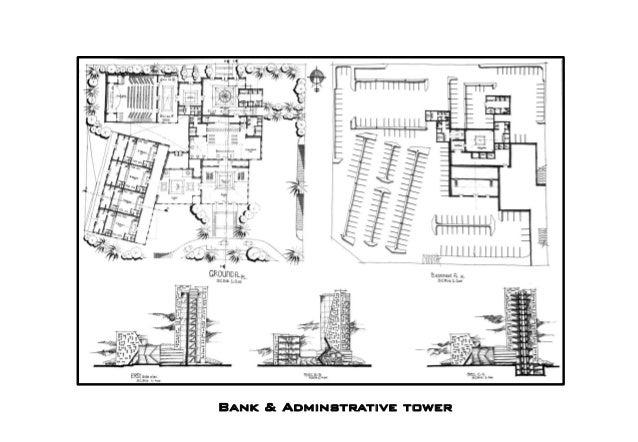 Bank & Adminstrative tower