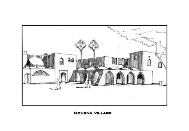 Gourna Village