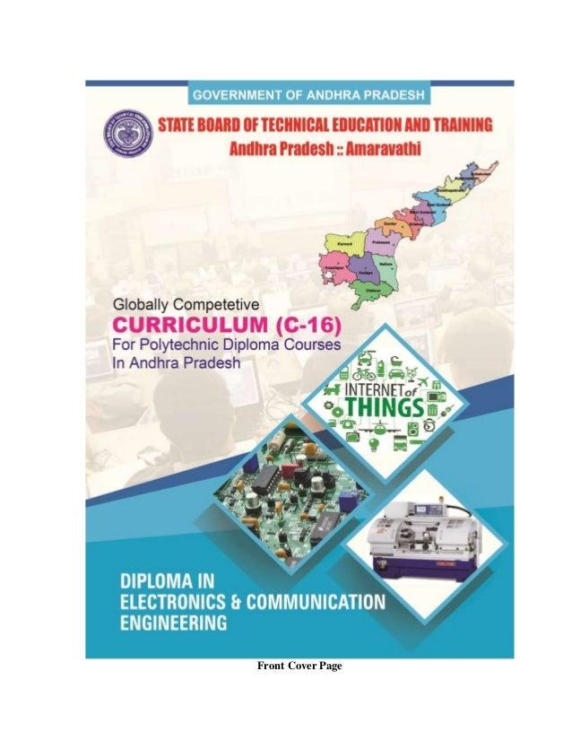 C 16 ec curriculum