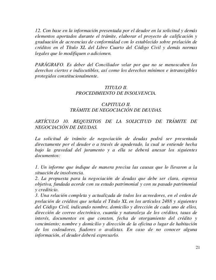 C 685 de 2011 for Libro cuarto del codigo civil