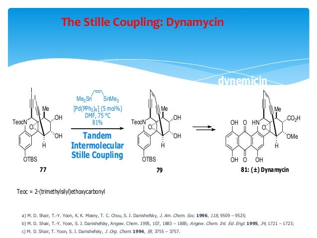 coupling reactions in organic chemistry pdf