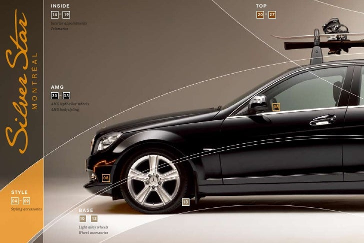 2010 mercedes c300 accessories all the best accessories for Mercedes benz c300 accessories