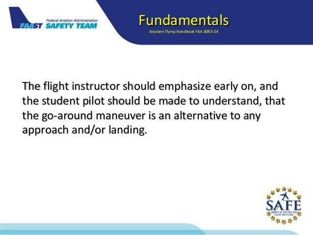 faa flight instructor handbook