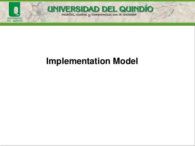 ImplementationModel