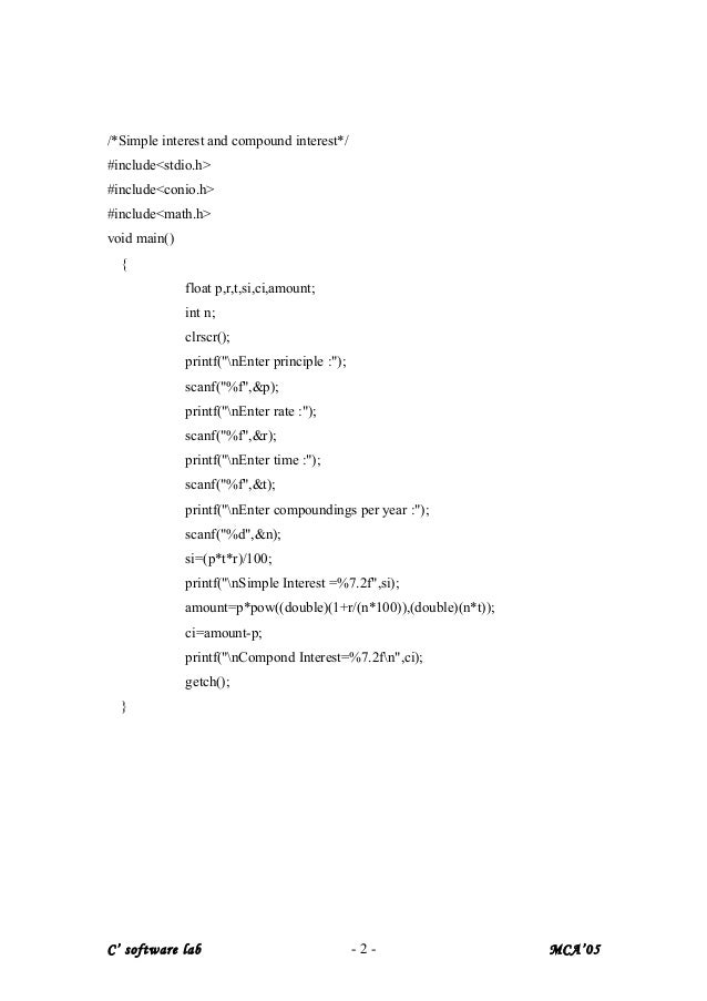 c lab programs rh slideshare net CMY Programming Lab Answers Building Robotics Lab