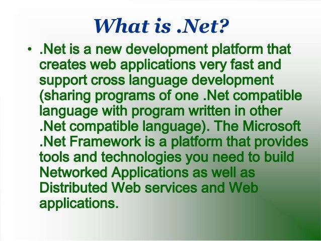 C#.NET Slide 2