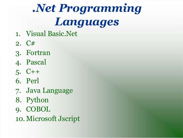 C#.NET Slide 3