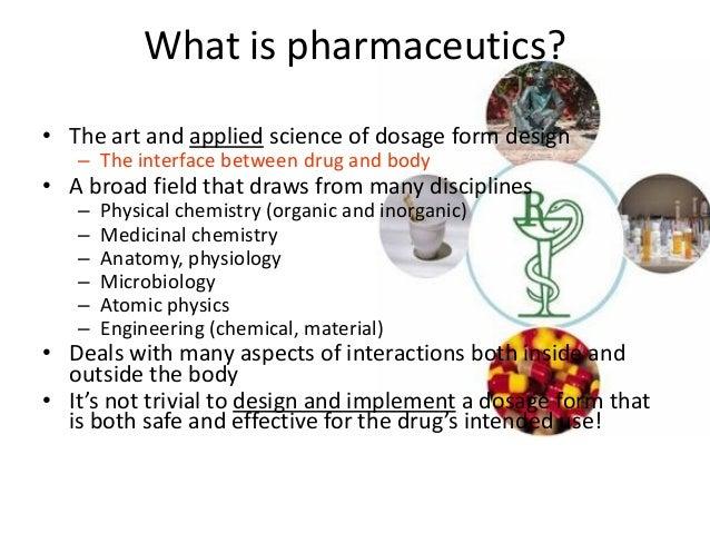 Pharmaceutics Notes Pdf