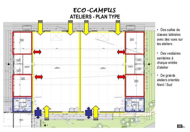 eco campus. Black Bedroom Furniture Sets. Home Design Ideas