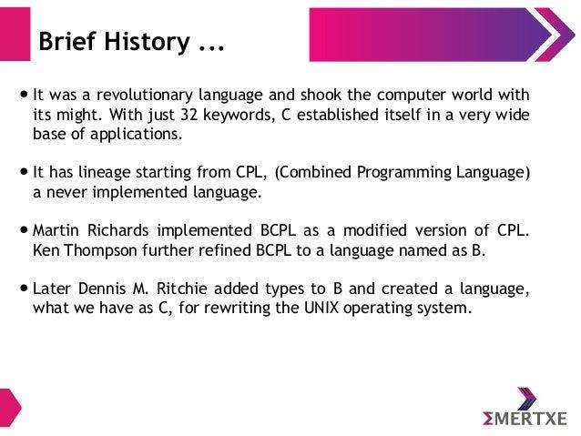 8449f6a1e6f8f3 C Programming - Refresher - Part I