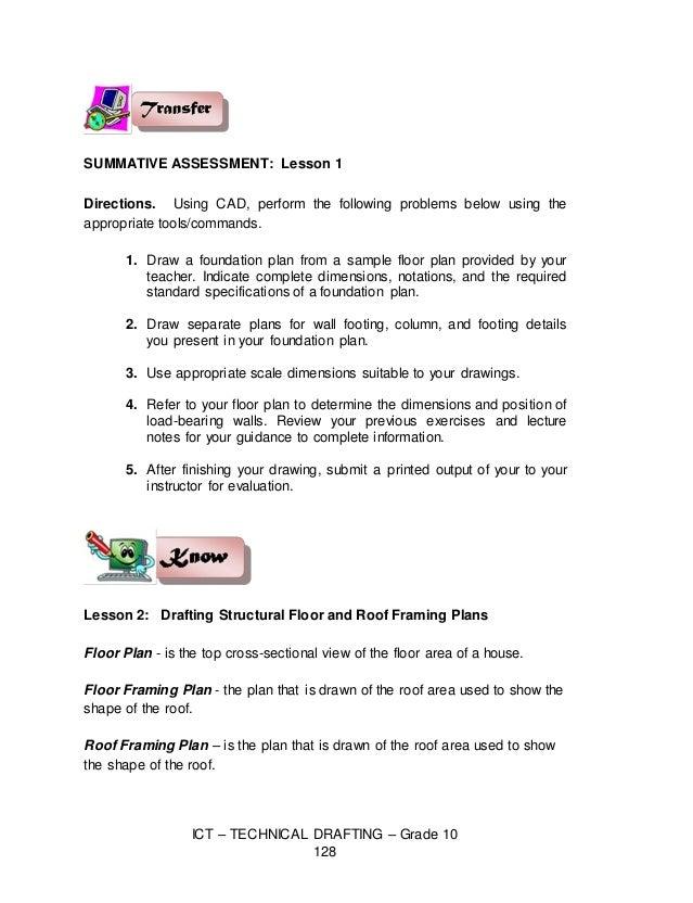 Technical Drafting Module 4