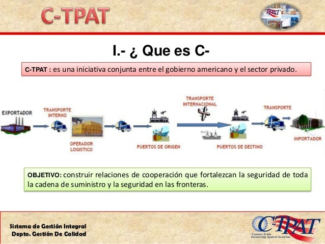 c tpat Looking for online definition of c-tpat or what c-tpat stands for c-tpat is listed in the world's largest and most authoritative dictionary database of abbreviations.