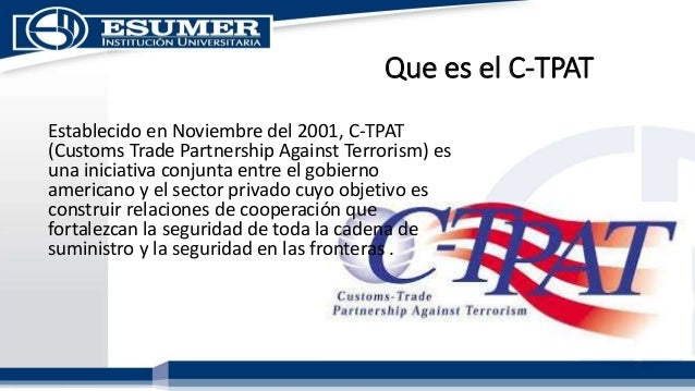 C TPAT US Customs and Border Protection - YouTube