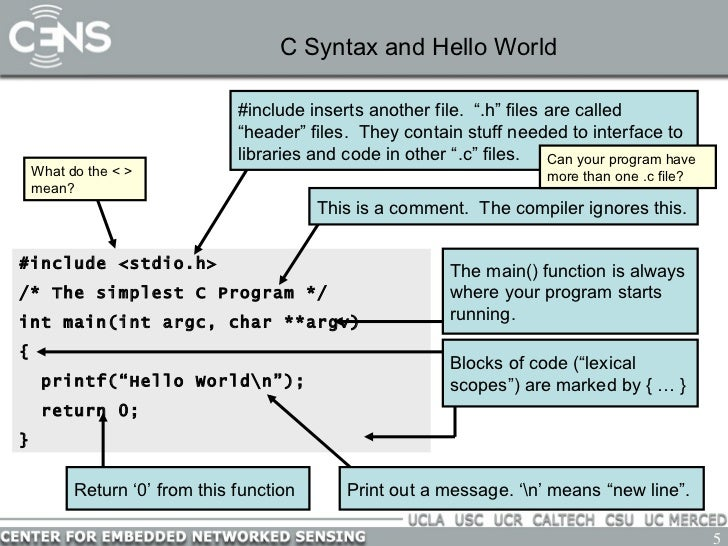 programs with syntax error how to fix c+
