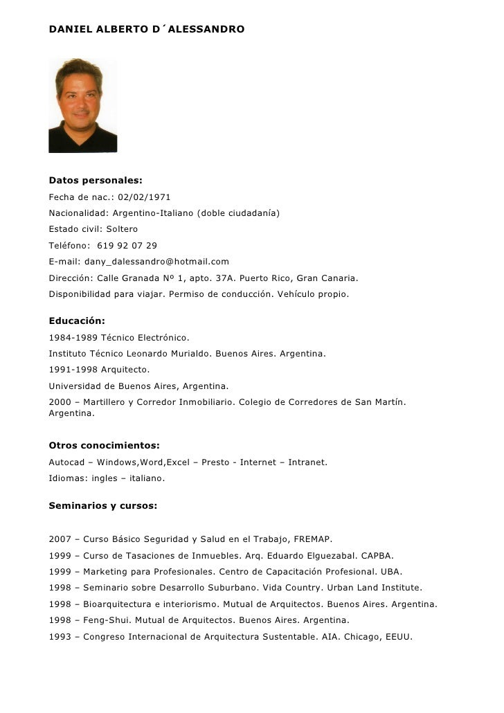 Curriculum Vitae Modelo Elita Mydearest Co