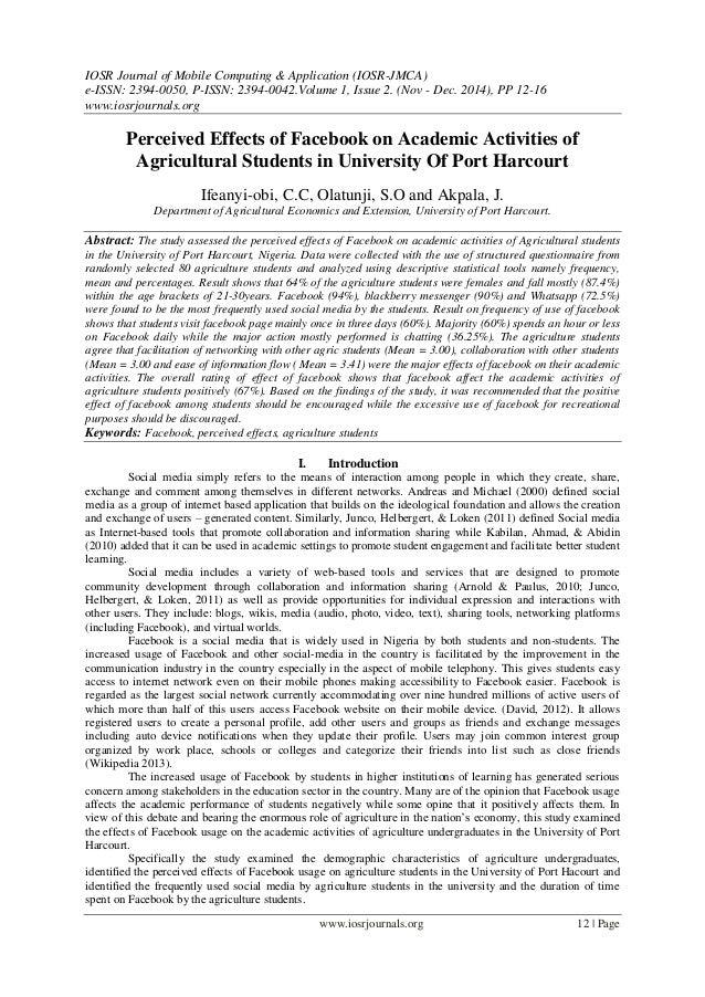 IOSR Journal of Mobile Computing & Application (IOSR-JMCA) e-ISSN: 2394-0050, P-ISSN: 2394-0042.Volume 1, Issue 2. (Nov - ...