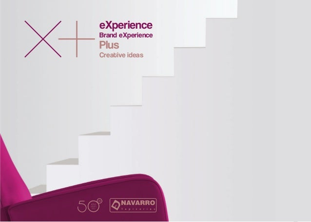 eXperience Brand eXperience Creative ideas Plus
