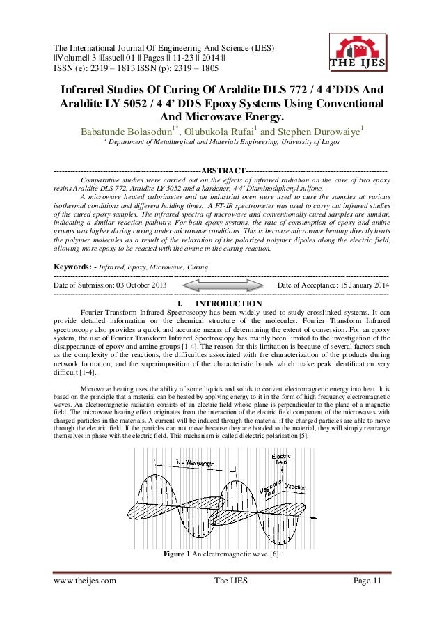 The International Journal Of Engineering And Science (IJES) ||Volume|| 3 ||Issue|| 01 || Pages || 11-23 || 2014 || ISSN (e...