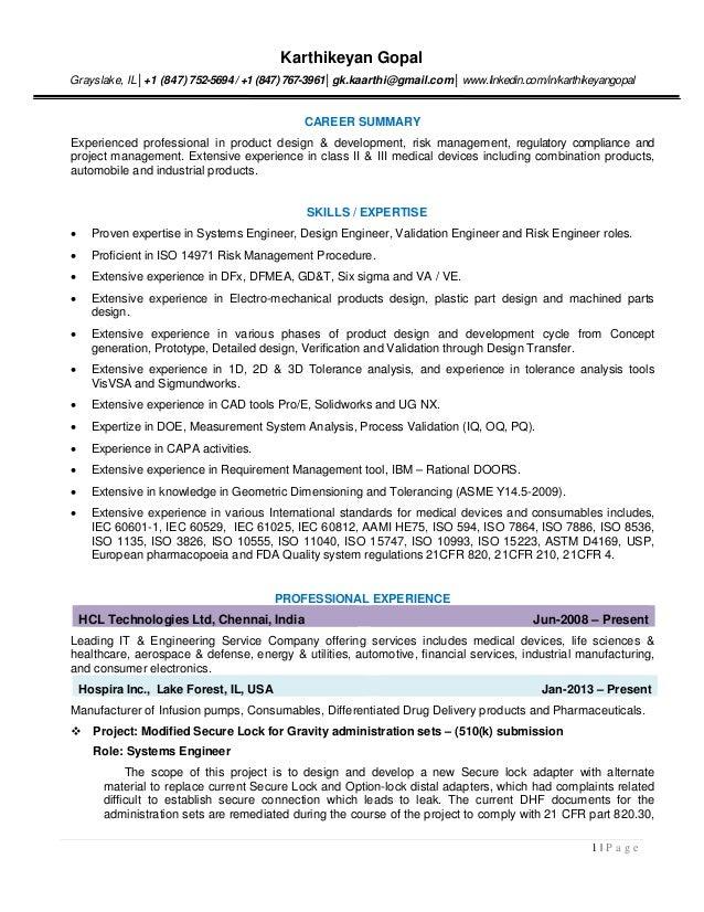 100 process validation engineer sle resume mep