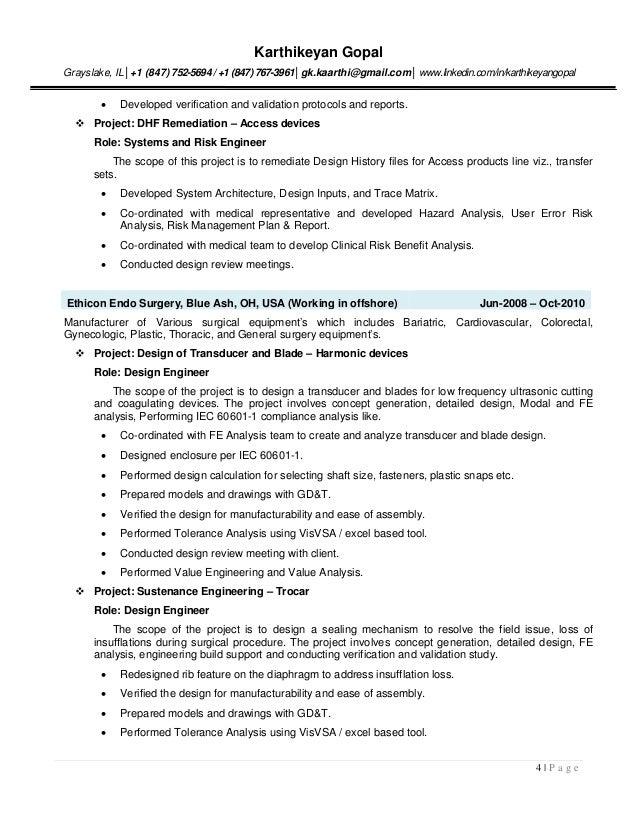 Fantastic Risk Engineering Resume Component - Administrative Officer ...
