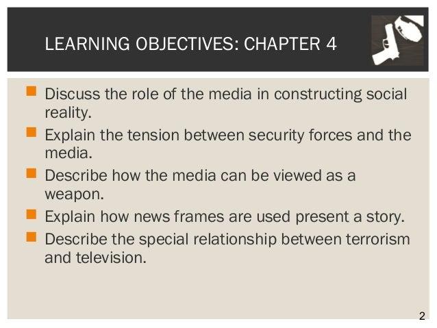 C04.8 terrorism and the media Slide 2